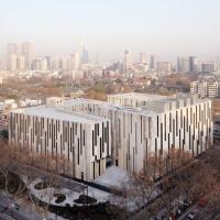 Jiangsu Provincial Art Museum by KSP Jurgen Engel Architekten