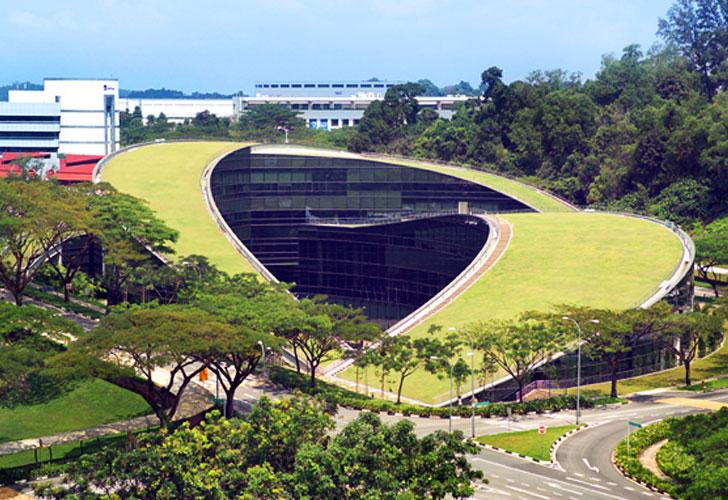 School Of Art Design And Media Nanyang Technological
