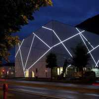 Sogn & Fjordane Art Museum by C.F. Møller Architects